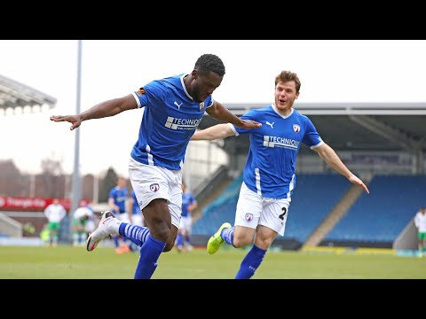 Chesterfield Yeovil Goals And Highlights