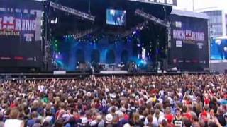 Marilyn Manson - Great big white world / Rock AM Ring 2003