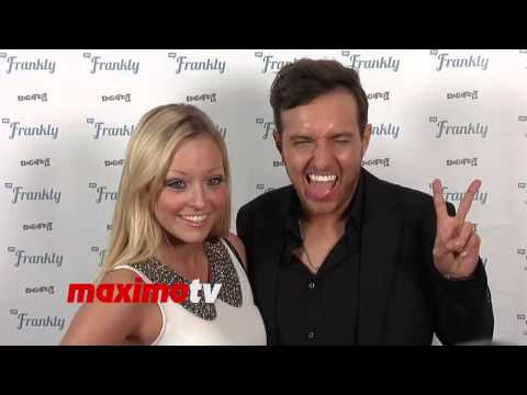 """Kaleb Nation and BFF Taylor """"DigiFest LA"""" Red Carpet Arrivals in Los Angeles"""