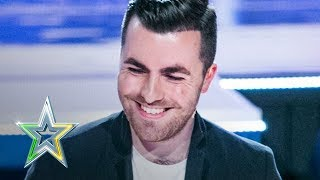 Magician wows the judges with a variety of tricks | Auditions Week 3 | Ireland's Got Talent 2018