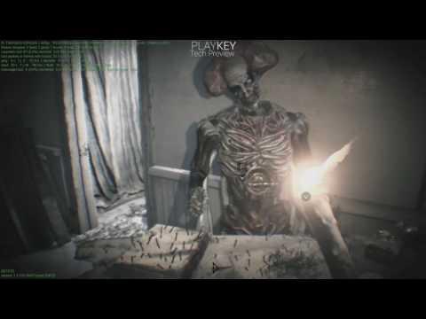 Resident Evil 7 на слабом ПК с Playkey