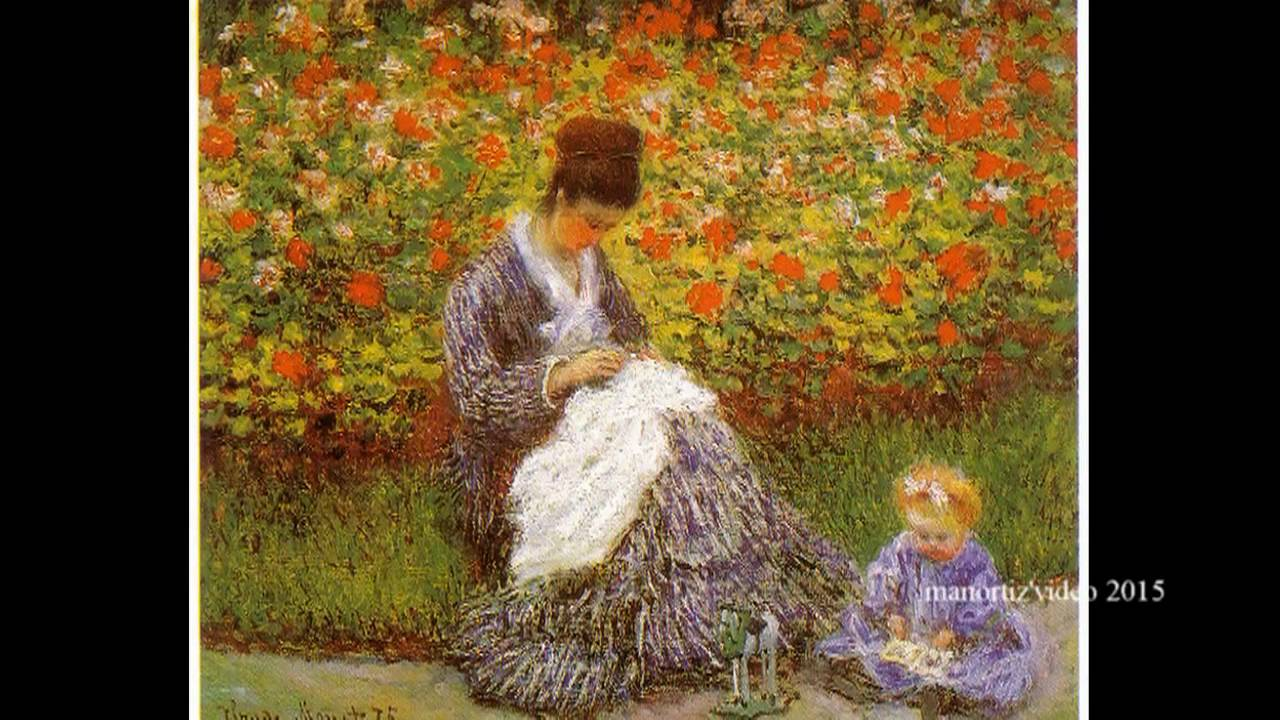 Papaveri Les Coquelicots Monet & C with the Waltz of the Flowers by ...