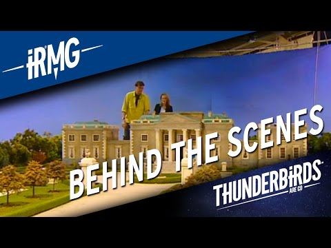 Thunderbirds Are Go | Behind The Scenes - Sunday TVNZ