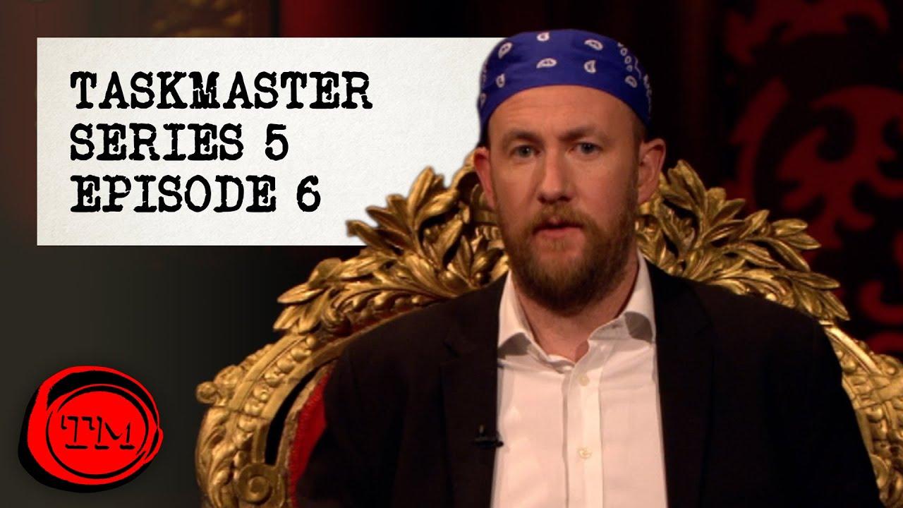 Download Taskmaster - Series 5, Episode 6   Full Episode   'Spoony Neeson'