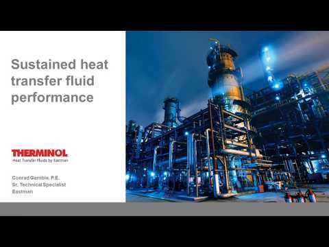 A Practical Guide To Sustained Heat Transfer Fluid Performance