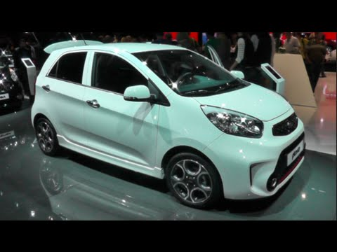 kia picanto 2016 in detail review walkaround interior exterior youtube. Black Bedroom Furniture Sets. Home Design Ideas