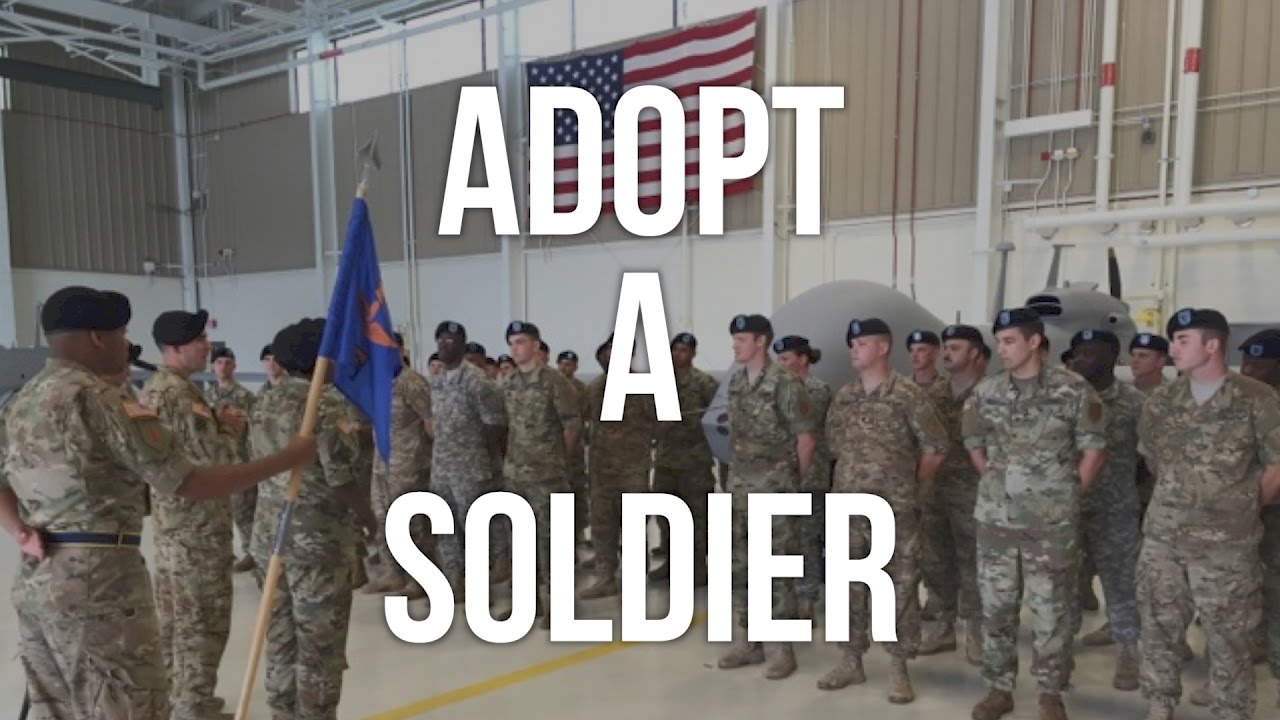 volusia county schools  adopt a soldier