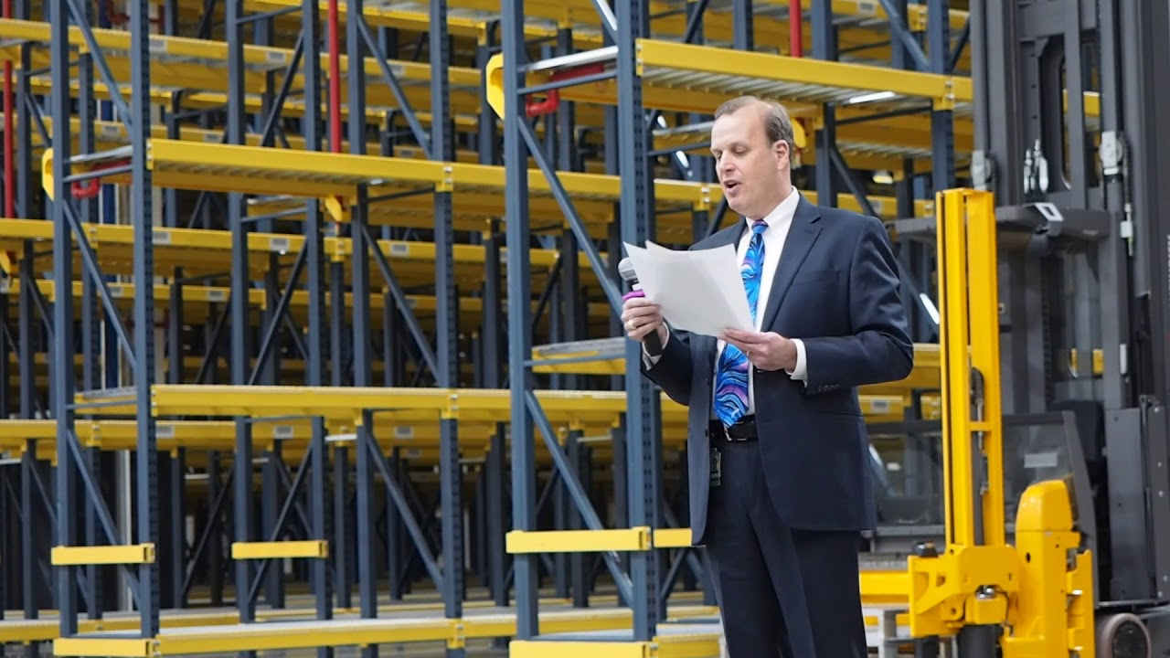 Pfizer Warehouse Part Of 147m Investment In Portage Mlive Com