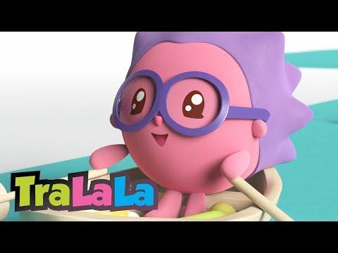 Hai Să Vâslim! Cântece BabyRiki Pentru Copii - TraLala