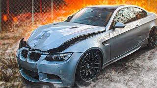 Оживление мертвеца BMW M3. Тачка для БОМЖа