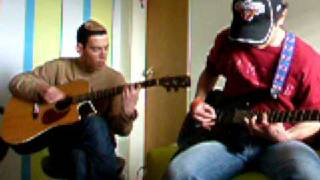 Your Guardian Angel (The Acoustic Song) - The Red Jumpsuit Apparatus (Cover)