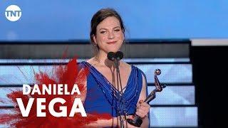 Premios Platino 2018 | DISCURSO DANIELA VEGA