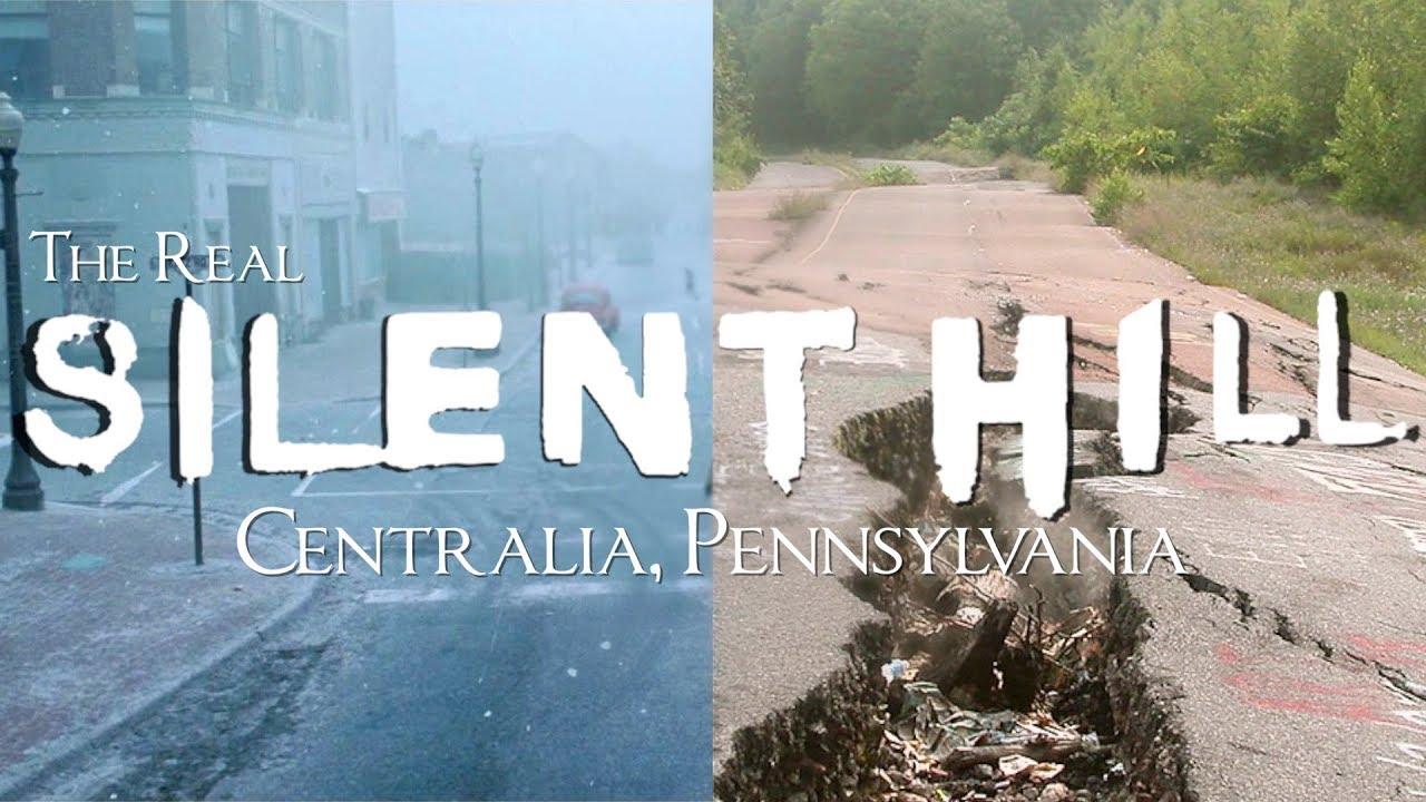 The Real Silent Hill Centralia Pennsylvania Youtube