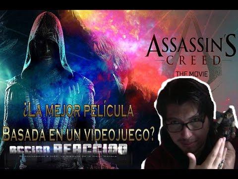 Acción/Reacción: Assassin's Creed (¿La mejor película basada en un videojuego?)