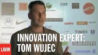 Innovation Expert Tom Wujec