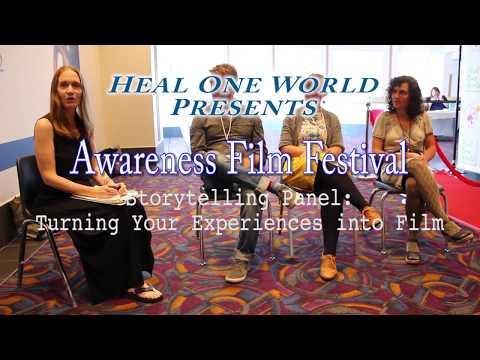 Awareness Film Festival - StoryTelling Panel