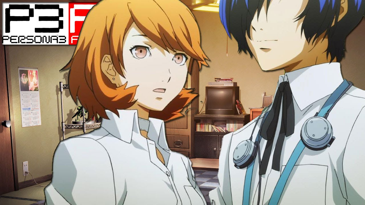 dating persona 3 Fes