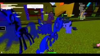 Game | My little pony RP game ROBLOX | My little pony RP game ROBLOX