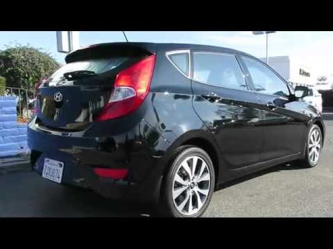 2015 Hyundai Accent Sport Hatchback San Jose San Francisco Oakland Fremont