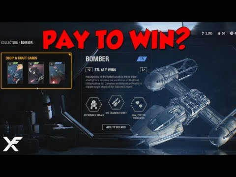 STAR WARS BATTLEFRONT II IS STILL PAY TO WIN