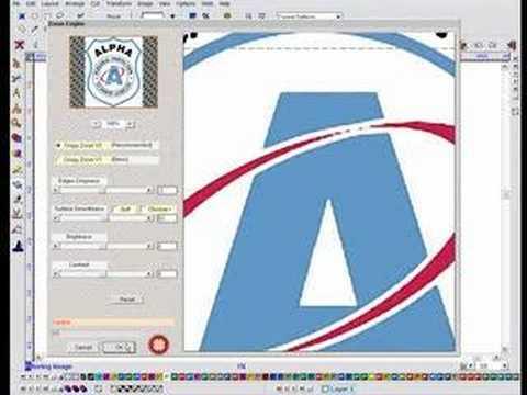 Prepare to Vector - CADlink SignLab Training Tutorial - YouTube