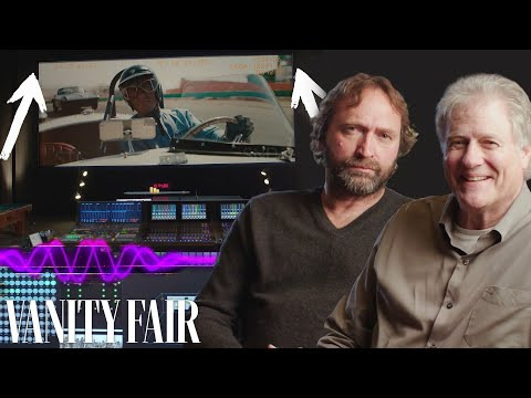 'Ford v Ferrari' Sound Editors Explain Mixing Sound for Film | Vanity Fair