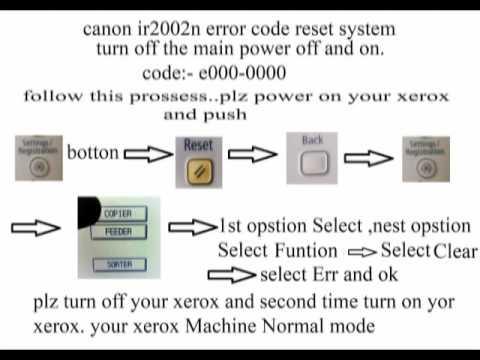 canon ir3300