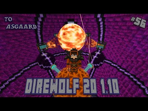 Direwolf 20 1.10 Let's Play Ep. 56: Draconic Reactor Setup and Details
