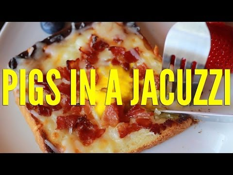 How to Make 'Pigs in a Jacuzzi' for Breakfast | HuffPost Life