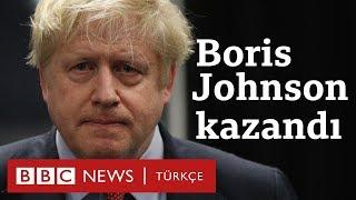 İngiltere seçimlerinde Muhafazakar Parti zafer kazandı, Brexit kesinleşti