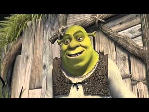 "SHREK (2001) Scene: ""I'm making waffles!"""