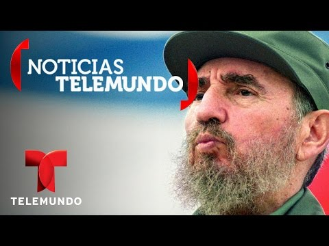 EN VIVO: Muere Fidel Castro, líder de la revolución cubana (10/09/2016)