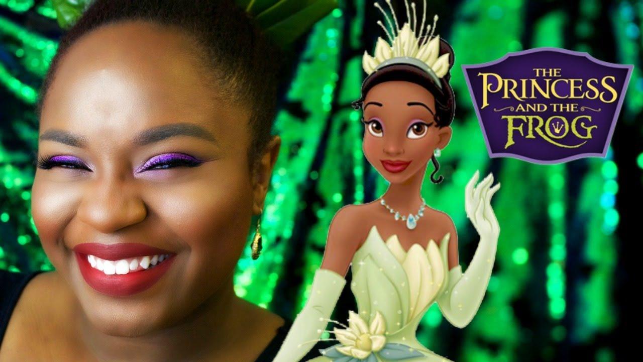 a princess tiana disney bound!!!   princess tiana makeup   collab with faces by cait b.