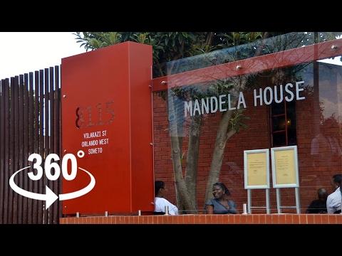 Mandela House — Johannesburg | 360º VR | Pointers Travel