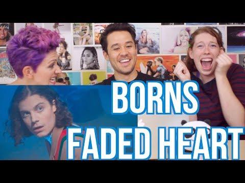 BØRNS - Faded Heart - MV - REACTION!!