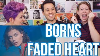 BØRNS - Faded Heart - MV - REACTION!!