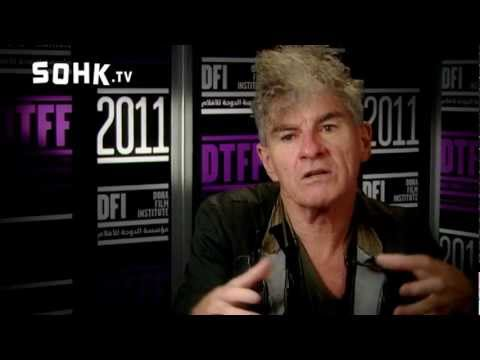 SOHK.TV interviews Christopher Doyle (In The Mood For Love, 2046) Pt. 1