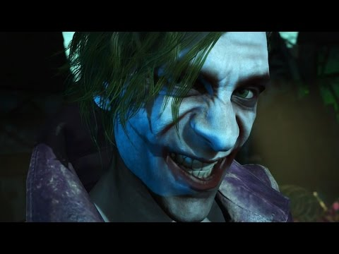 INJUSTICE 2: All Joker Intros (Dialogue & Character Banter) 1080p HD