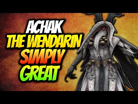 ACHAK THE WENDARIN GUIDE & REVIEW | WICKED EPIC CHAMPION RAID SHADOW LEGENDS