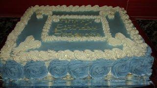 طورطة عيد الميلاد gâteaux d'anniversaire redouane