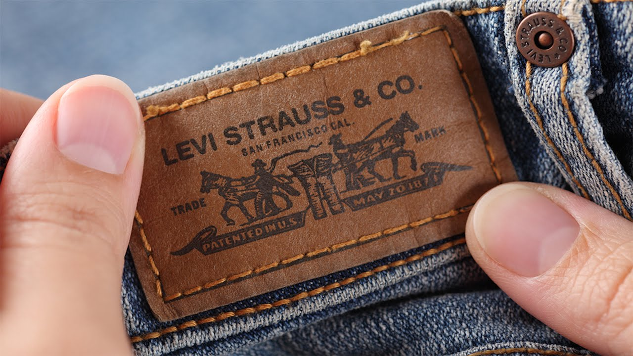 This Day In History: Levi Strauss patents blue jeans - YouTube