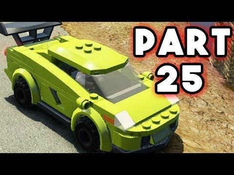 LEGO City Undercover - LBA - Episode 25 - Super Fast Car!!!