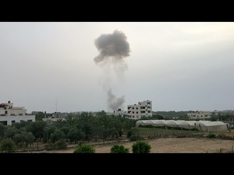 Gaza Strip blast kills six Palestinians