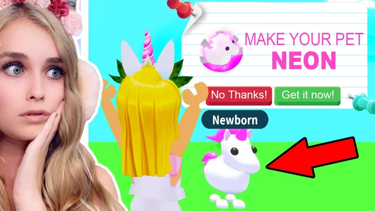 [VIDEO] - Best *HACKS* In Adopt Me - How To Get *NEON* Legendary Pets INSTANTLY! (Roblox) 6