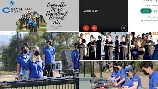 Camarillo Music Department Banquet - 2021