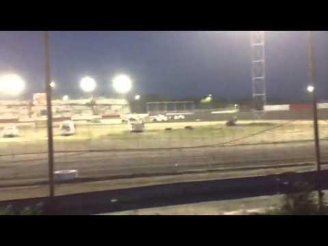 Champion motor speedway smod heat 7/21/12