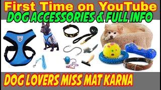 Dog Accessories Wholesale Market of Kolkata || BT INFORMER