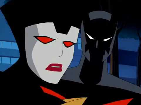 Batman Beyond and Bruce vs The royal flush gang