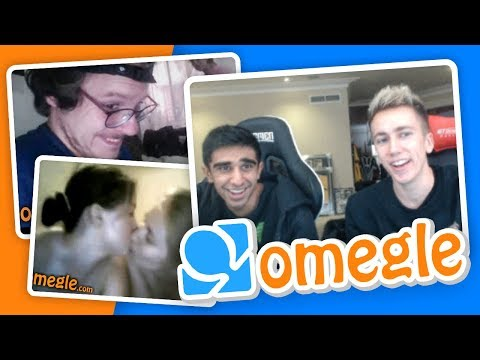 OMEGLE IS BACK!!