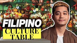 FILIPINO: Food, Colonization, Dating, Stereotypes, Comedians! | Ep.2 Culture Table